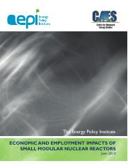 2010 economic and employment impacts of smrs.pdf