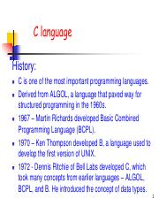 INF 130 Topic 2 - C language and Statements.pdf