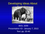 04 - Presentation #2 - Historical Development-1