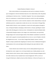 Kevin Miller English011 Paper 1