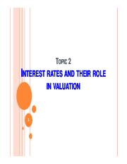 02 Interest rate  their role in valuation.pdf