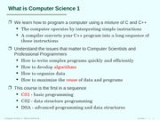 Lecture013 What is computer science
