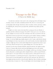 Voyage to the Past: A Trip to the Middle Ages .pdf
