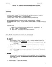 ExclusionandLimitationClauses.docx