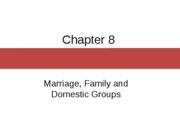 week eight marriage ppt posted