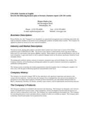 2020_Week4_Reports_GenreTransformActivity_BusinessPlan_WS
