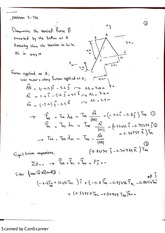 chapter 2 statics of particles,  problem 136