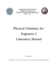Phy Chem 2 Lab.doc