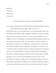 Annotated bibliography FINAL FINAL .docx