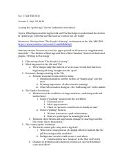 Lecture 9_111ACF16outline