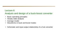 472 Lecture 06 Buck-boost converter analysis and design.pdf