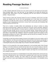 The students problem - READINGPASSAGE1 , Thestudentsproblem A ,