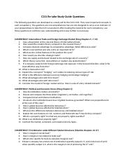 C211 Re take Study Guide Questions (1)