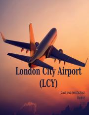 London City Airport Project Finance.pptx