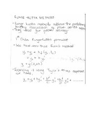 solution of ODE by numerical methods- cont.....doc