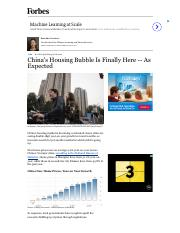 China's Housing Bubble Is Finally Here -- As Expected.pdf