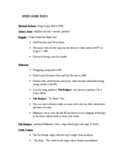 MMC1702 Exam 3 Study Guide