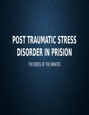 PTSD in prision week 4.pptx