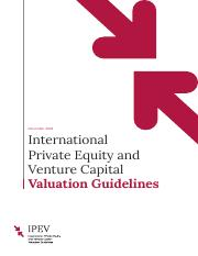 IPEV Valuation Guidelines - December 2018.pdf