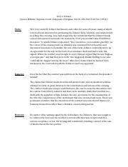 lucy v zehmer supreme court of appeals of virginia essay 196 va 493, 84 se2d 516 w o lucy and j c lucy v a h zehmer and ida s zehmer record no 4272 supreme court of appeals of virginia november 22, 1954.