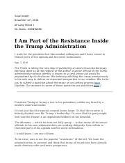 AP Lang - I Am Part of the Resistance Inside the Trump Administration.docx