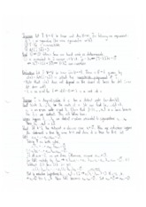 MATH 220 Lecture 4 Notes