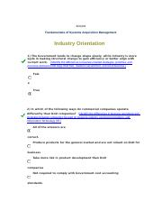 Industry Orientation.docx