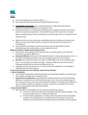 3120_IFRS and ASPE presentation notes.docx