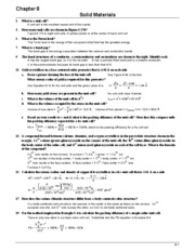 Chem 101 Book Answers (Ch.8)