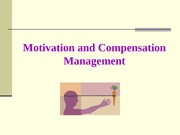 Ch 8 - Motivation and Compensation Management_Web