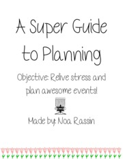A Super Guide to Planning