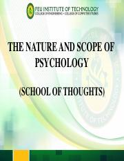 1 - The Nature and Scope of Psychology.pdf