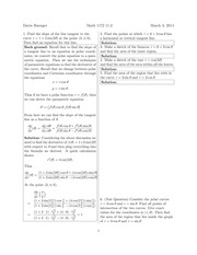 Math 1172 11.3 Solutions Sp 2014