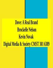 dove digital media