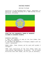 EXCITING ETHIOPIA.doc