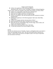 Chapter 6 and 8 Studyguide1