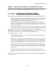 Ch 6 Darby Project C Solution & Instructions.doc