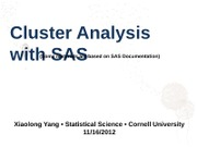 2.Introduction to Clustering