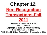 T11F-Chp-12-1-Non-Recognition-Transactions-2011