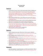 the-scarlet-letter-study-guide-answer-key - The Scarlet ...