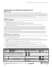 1419 Pdf Application For A Visitor Visa Tourist Stream Form 1419 About This Form Visa Validity Important Please Read This Information Carefully Before Course Hero