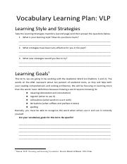 Vocabulary Learning Plan for LU.pdf
