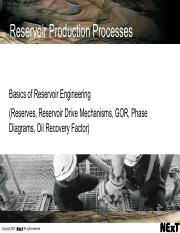 05-Reservoir Production Processes
