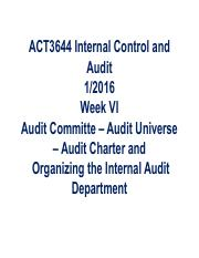201601 ACT3644 VI Audit Committee Charter Universe.pdf