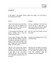 programs summary essay