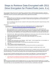 Retrieval Instructions for 2011 Drive Encryption for ProtectTools.doc