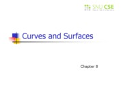 08_Curves&Surfaces(ch8)