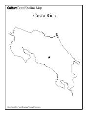 CostaRica_map_outline