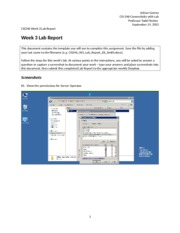 CIS246_W3_Lab_Report