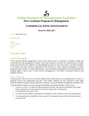 Commercial Bank Management.docx